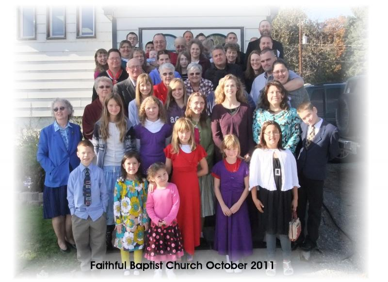 Faithful Baptist Church 2011